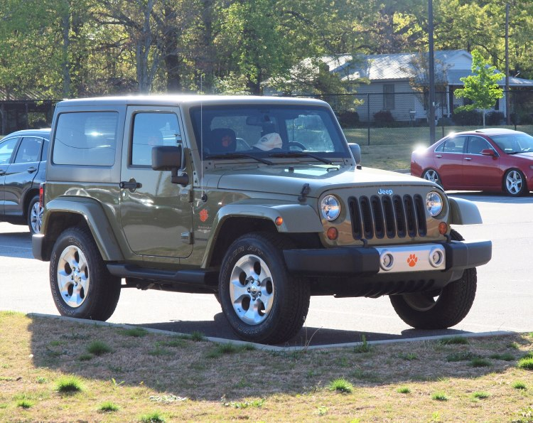 Race 4 jeep