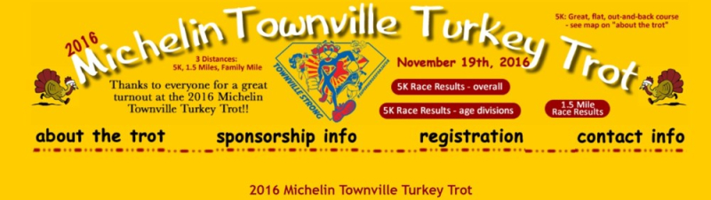 Townville turkey trot